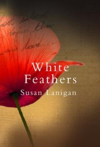 White Feathers Susan Lanigan