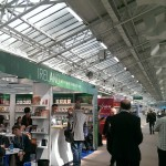 Irish Stand at London: one of the best at the fair!